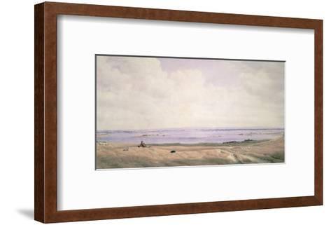 Portsmouth-J^ M^ W^ Turner-Framed Art Print