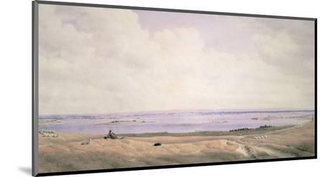 Portsmouth-J^ M^ W^ Turner-Mounted Giclee Print