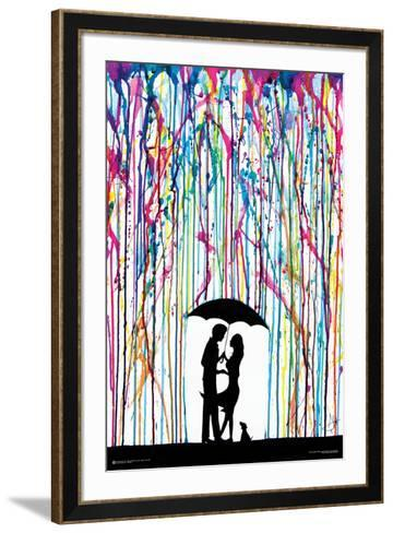 Two Step--Framed Art Print