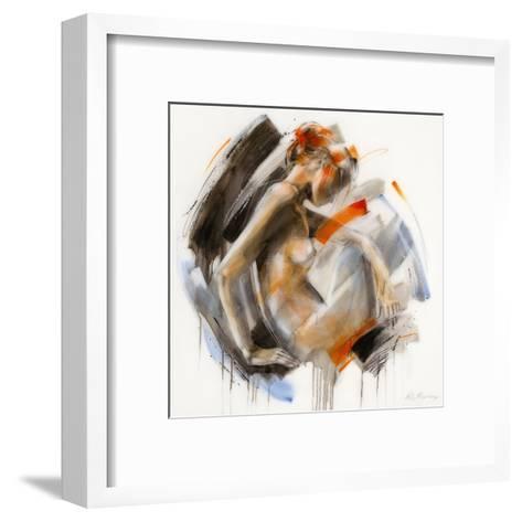 Modest II-Kitty Meijering-Framed Art Print