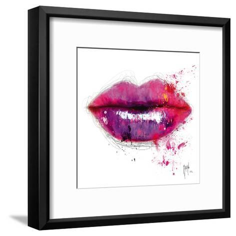 Color of Kiss-Patrice Murciano-Framed Art Print