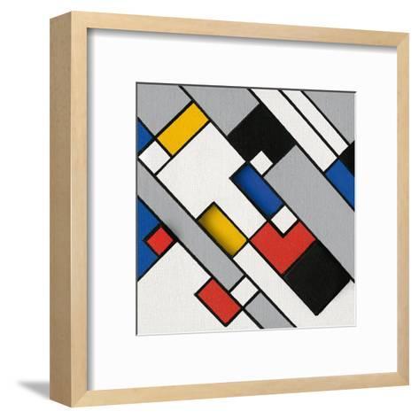 Set III-Theo Schouten-Framed Art Print