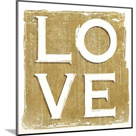 Love-Kelly Donovan-Mounted Art Print