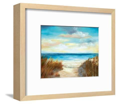 Ocean Breeze--Framed Art Print