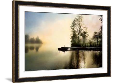 Spillway-Irene Weisz-Framed Art Print