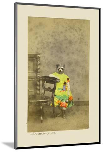 Emilie-Philippe Debongnie-Mounted Art Print