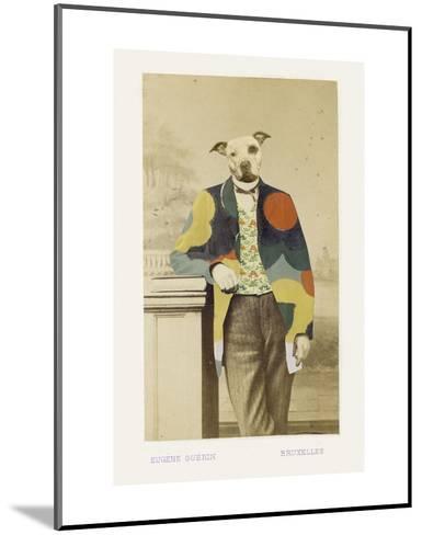 George-Philippe Debongnie-Mounted Art Print