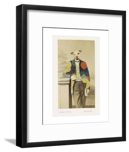 George-Philippe Debongnie-Framed Art Print