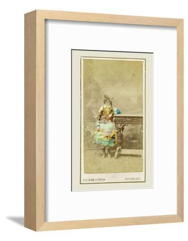 Jill-Philippe Debongnie-Framed Art Print