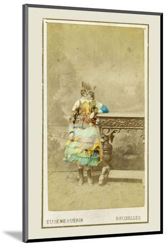 Jill-Philippe Debongnie-Mounted Art Print
