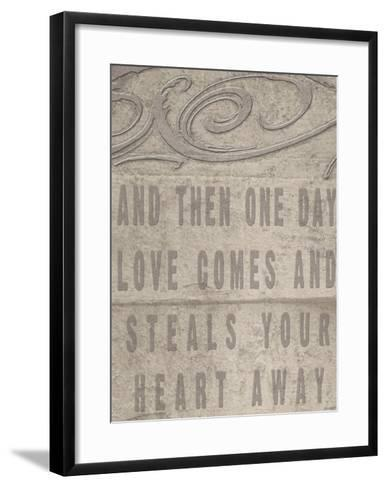 Then One Day-Lisa Weedn-Framed Art Print