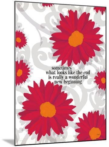 Sometimes What Looks Like-Lisa Weedn-Mounted Giclee Print