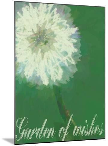 Garden Of Wishes-Lisa Weedn-Mounted Giclee Print