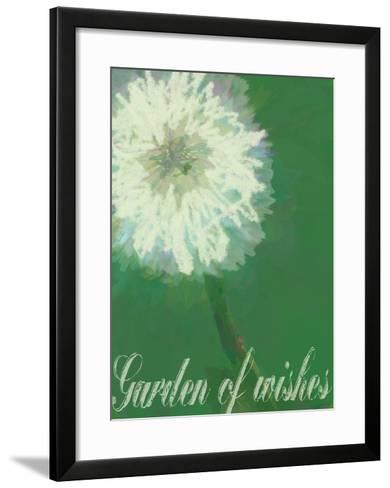 Garden Of Wishes-Lisa Weedn-Framed Art Print