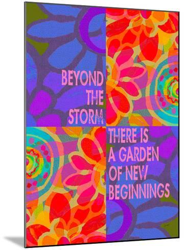 Beyond The Storm 2-Lisa Weedn-Mounted Giclee Print