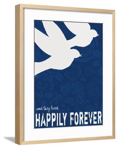 Happily Forever-Lisa Weedn-Framed Art Print