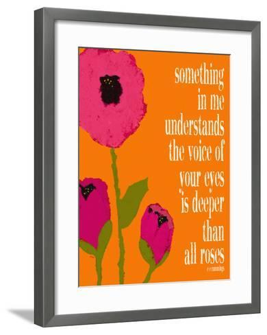 Something In Me Understands-Lisa Weedn-Framed Art Print