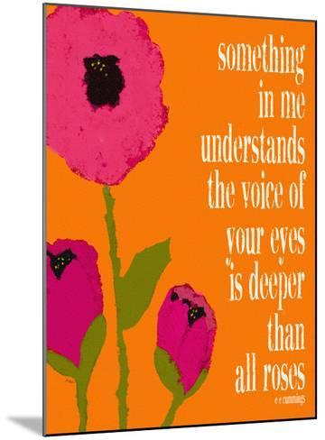 Something In Me Understands-Lisa Weedn-Mounted Giclee Print