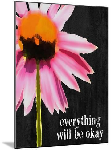Everything Will Be Okay-Lisa Weedn-Mounted Giclee Print