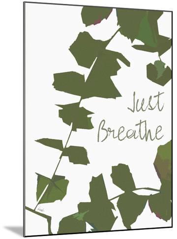 Just Breathe (Ivy)-Lisa Weedn-Mounted Giclee Print