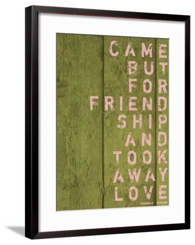 Came But For-Lisa Weedn-Framed Art Print