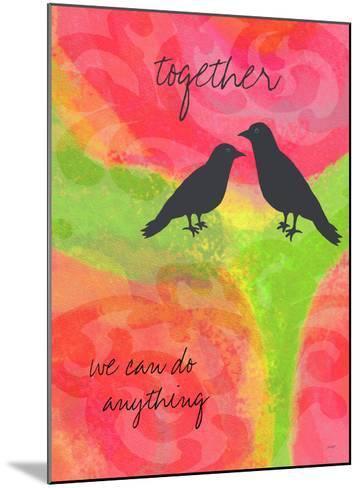 Together-Lisa Weedn-Mounted Giclee Print