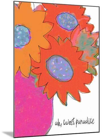 Oh Sweet Paradise-Lisa Weedn-Mounted Giclee Print