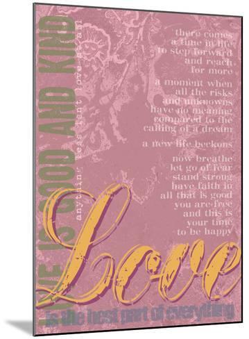 Love 2-Lisa Weedn-Mounted Giclee Print