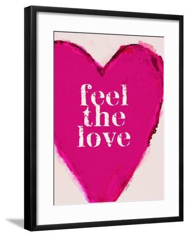 Feel The Love-Lisa Weedn-Framed Art Print