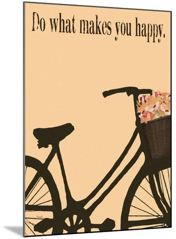 Do What Makes You Happy-Lisa Weedn-Mounted Giclee Print