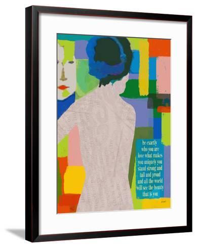 Love What Makes-Lisa Weedn-Framed Art Print