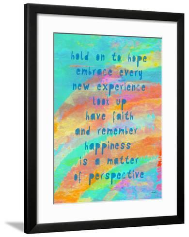 Hold On To Hope-Lisa Weedn-Framed Art Print