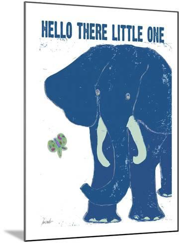 Hello There-Lisa Weedn-Mounted Giclee Print