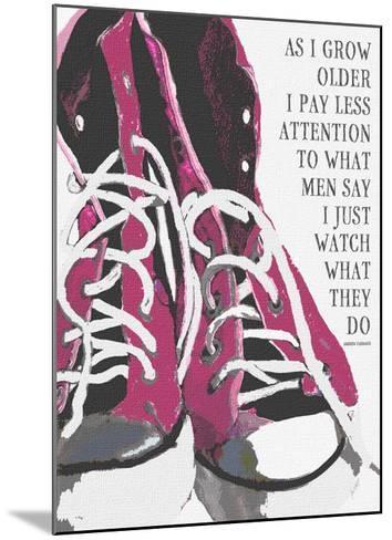 As I Grow Older-Lisa Weedn-Mounted Giclee Print