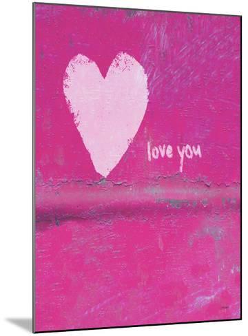 Heart Love You-Lisa Weedn-Mounted Giclee Print