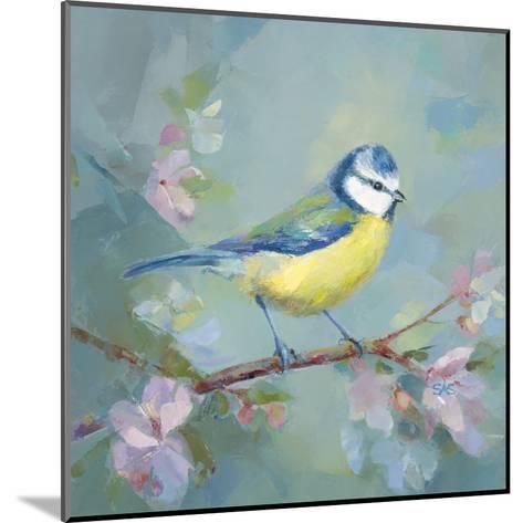 Woodland Birds I-Sarah Simpson-Mounted Art Print