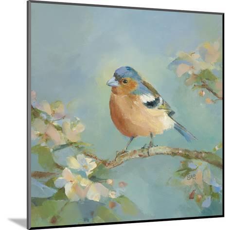 Woodland Birds II-Sarah Simpson-Mounted Art Print