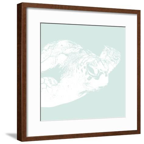 Sea Dreams V-Ken Hurd-Framed Art Print