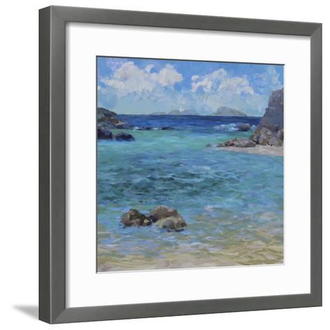 Cove-Julian Askins-Framed Art Print