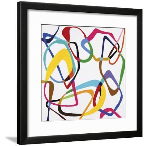 On White-Randy Engelberg-Framed Art Print