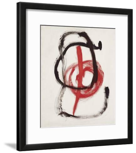 Painting II, 1967-Joan Miro-Framed Art Print