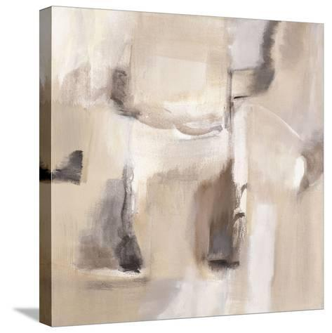 Raven Snow-Nancy Ortenstone-Stretched Canvas Print