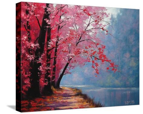 River Bend-Graham Gercken-Stretched Canvas Print
