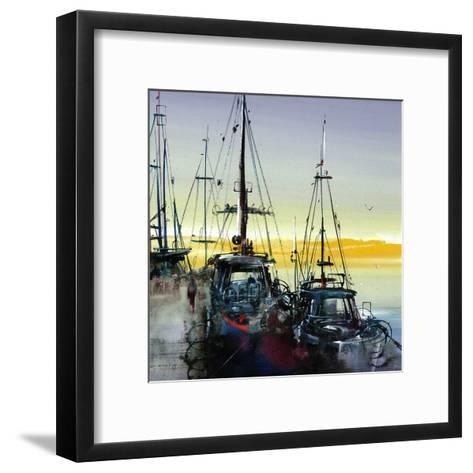 Ensemble-Roland Palmaerts-Framed Art Print