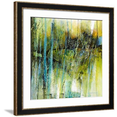Spring forward-Carole Malcolm-Framed Art Print
