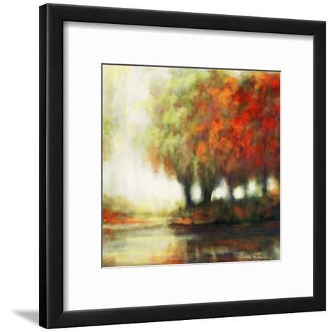 Couleurs et poésie-Claude Tremblay-Framed Art Print