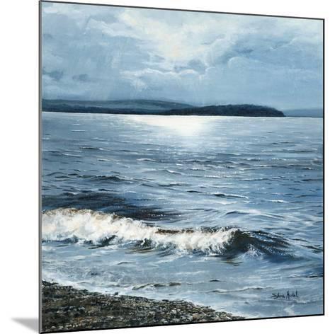 Vent chaud d'ouest sur le lac-Sylvia Audet-Mounted Art Print
