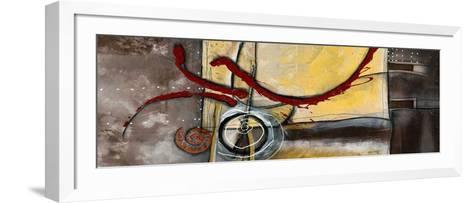 Brouillard II-Sylvie Cloutier-Framed Art Print