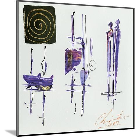 Sous le vent-Christine Tison-Mounted Art Print