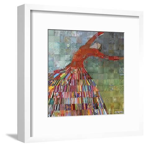 La danseuse-ARY KP-Framed Art Print